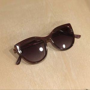 Ann Taylor Loft Sunglasses Plastic Frames